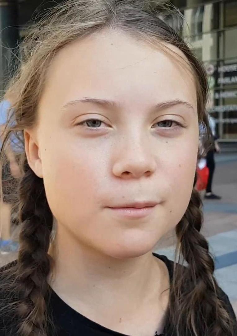 Greta Thunberg assegnato premio da Centro per lo Sviluppo Sostenibile